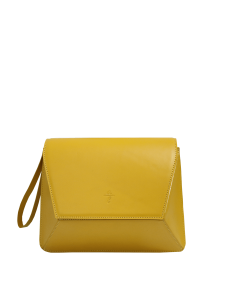 Lulu Clutch Yellow