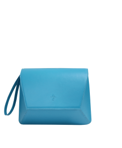 Lulu Clutch Aquamarine