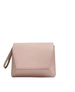Lulu Clutch Light Rose
